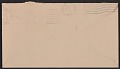 View Howard Norton Cook and Barbara Cook, Santa Fe, N.M. letter to John W. Taylor and Andrée Ruellan, Shady, N.Y. digital asset: envelope verso