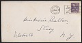 View Julius T. (Julius Thiengen), Bloch, Philadelphia, Pa. letter to Andrée Ruellan, John W. Taylor, and Lucette Ruellan, Shady, N.Y. digital asset: envelope