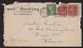 View Isamu Noguchi, New York, N.Y. letter to Andrée Ruellan, Paris, France digital asset: envelope