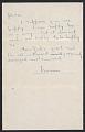 View Isamu Noguchi, New York, N.Y. letter to Andrée Ruellan, Paris, France digital asset: page 2