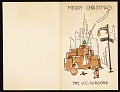 View V.C. Gibson christmas card to Prentiss Taylor digital asset number 0