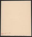 View Langston Hughes digital asset: verso
