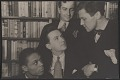 View Prentiss Taylor with Jimmie Daniels, Donald Angus, and Tonis Selmart digital asset number 0