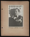 View Prentiss Taylor photograph album of friends and family digital asset: page 3