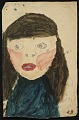 View Portrait of Gladys Thayer digital asset number 0