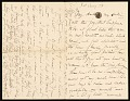 View Abbott Handerson Thayer letter to Emma Beach digital asset number 0