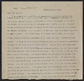 View Charles Webster Hawthorne letter to Emma Beach Thayer digital asset: page