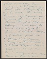 View Charles Webster Hawthorne letter to Emma Beach Thayer digital asset: page 3
