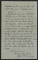 View Letter from Alfred R. Wallace to Abbott H. Thayer digital asset number 3