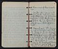 View Notebook describing Kanto earthquake, Japan digital asset: pages 6