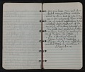 View Notebook describing Kanto earthquake, Japan digital asset: pages 8