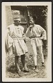 View Costumes designed by Alma Thomas for Howard University Players, unidentified men in photographs digital asset number 0