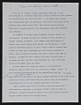 View Alma Thomas autobiographical account digital asset: page 1