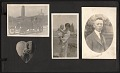 View Tokita family photograph album digital asset: verso