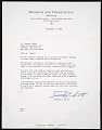 View Timothy E. Scott, Cleveland, Ohio letter to George Tooker, New York, N.Y. digital asset number 0