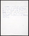View Timothy E. Scott, Cleveland, Ohio letter to George Tooker, New York, N.Y. digital asset: verso