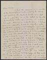 View Charles Ephraim Burchfield letter to Paul B. Travis digital asset number 0