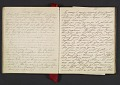View Margaret Tupper True diary concerning Allen Tupper True as a baby digital asset: pages 9