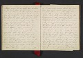 View Margaret Tupper True diary concerning Allen Tupper True as a baby digital asset: pages 10