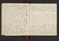 View Margaret Tupper True diary concerning Allen Tupper True as a baby digital asset: pages 17