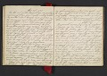 View Margaret Tupper True diary concerning Allen Tupper True as a baby digital asset: pages 24