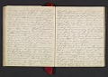 View Margaret Tupper True diary concerning Allen Tupper True as a baby digital asset: pages 28