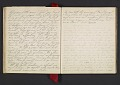 View Margaret Tupper True diary concerning Allen Tupper True as a baby digital asset: pages 31