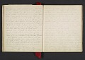 View Margaret Tupper True diary concerning Allen Tupper True as a baby digital asset: pages 32