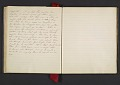 View Margaret Tupper True diary concerning Allen Tupper True as a baby digital asset: pages 40