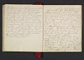 View Margaret Tupper True diary concerning Allen Tupper True as a baby digital asset: pages 42