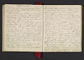 View Margaret Tupper True diary concerning Allen Tupper True as a baby digital asset: pages 43