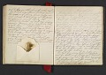 View Margaret Tupper True diary concerning Allen Tupper True as a baby digital asset: pages 45