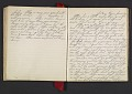 View Margaret Tupper True diary concerning Allen Tupper True as a baby digital asset: pages 46