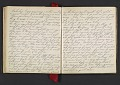 View Margaret Tupper True diary concerning Allen Tupper True as a baby digital asset: pages 48