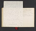 View Margaret Tupper True diary concerning Allen Tupper True as a baby digital asset: pages 50