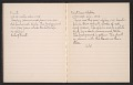 View Composition notebook of paintings by Herman Trunk Jr. digital asset: pages 5