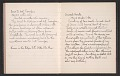 View Composition notebook of paintings by Herman Trunk Jr. digital asset: pages 27