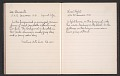 View Composition notebook of paintings by Herman Trunk Jr. digital asset: pages 34