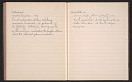 View Composition notebook of paintings by Herman Trunk Jr. digital asset: pages 41