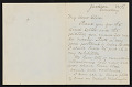 View Illustrated letter from Charles Henry Turner, Jackson, New Hampshire to his granddaughter Elsie digital asset number 0