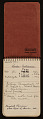 View Robert Turner illustrated travel diary of the United States digital asset number 1