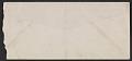 View Franz Kline letter to Jack Tworkov digital asset: envelope verso