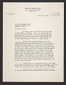 View Mary Beattie Brady, New York, N.Y. letter to Inez Cunningham Stark, Chicago, Ill. digital asset number 0