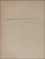 View Renaissance Society at the University of Chicago letter to Beatrice Winser, Newark, New Jersey digital asset: verso