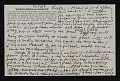 View Lucy Lippard letter to Kathy Vargas, San Antonio,Texas digital asset number 0