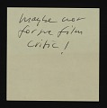 View Lucy Lippard letter to Kathy Vargas, San Antonio,Texas digital asset number 4