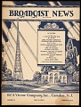View Broadcast News (number 10) digital asset: cover