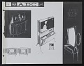 View Concept sketches for the Advanced Design Center at the Radio Corporation of America digital asset: page 2