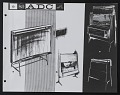 View Concept sketches for the Advanced Design Center at the Radio Corporation of America digital asset: page 3