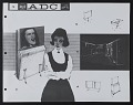 View Concept sketches for the Advanced Design Center at the Radio Corporation of America digital asset: page 5